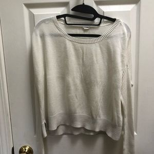 Off white colored Garage sweater